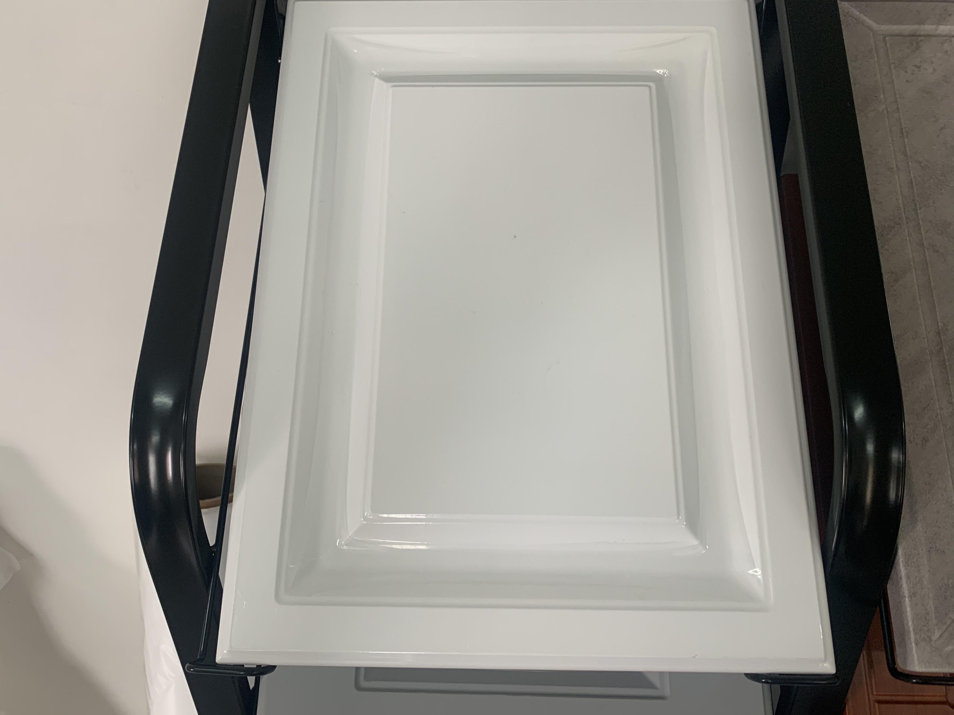 吸塑门板材使用免喷胶吸塑膜效果怎么样?